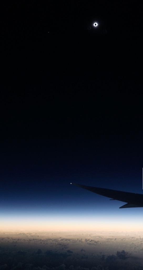 8 minutes 30 d\'éclipse