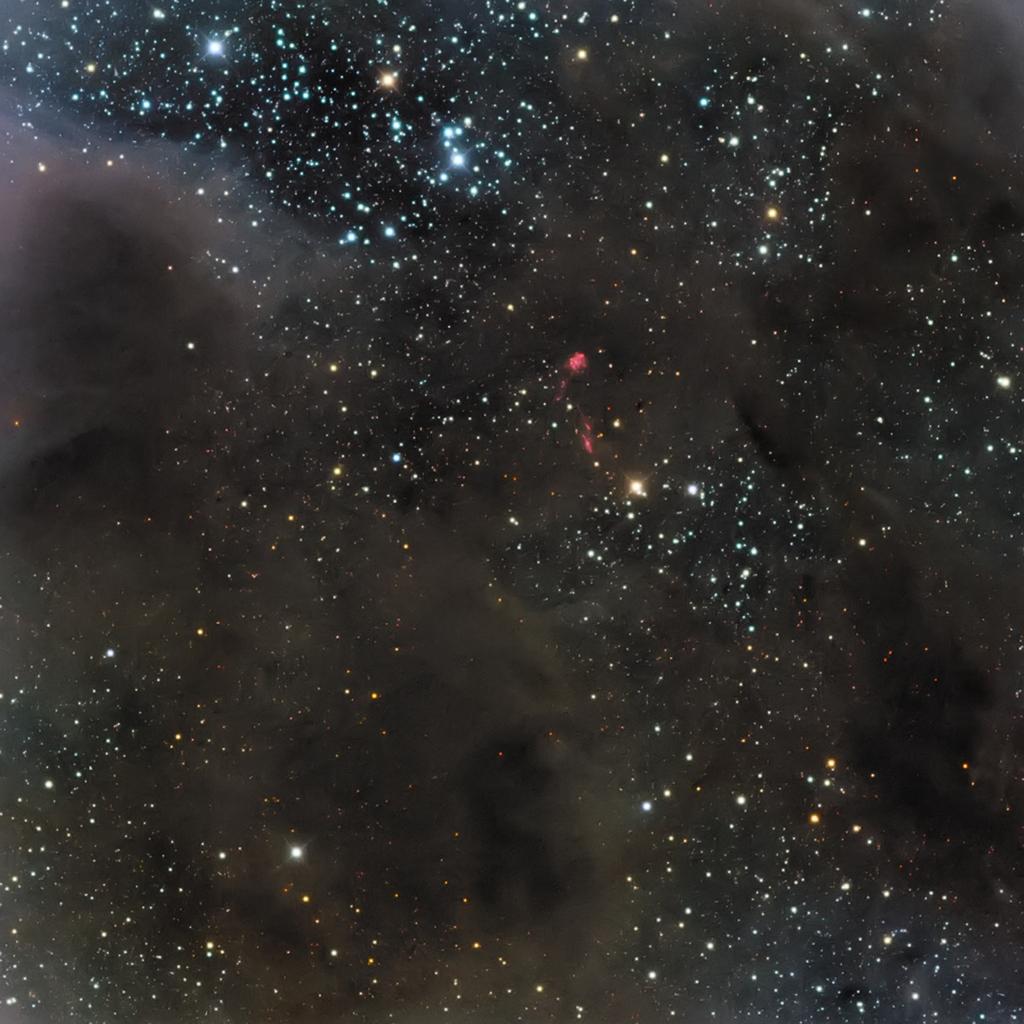 Le nuage sombre Caméléon II