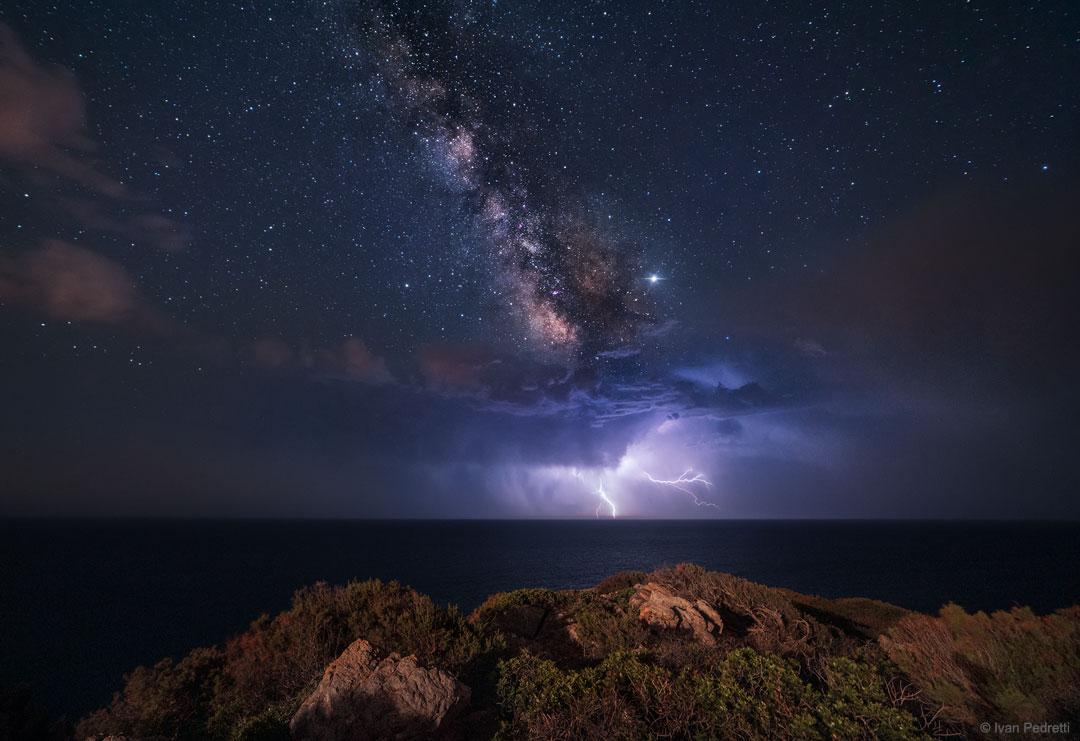 La nuit électro galactique