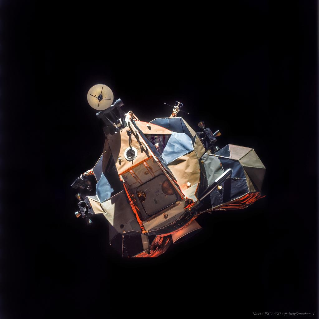 Apollo 17, 47 ans déjà