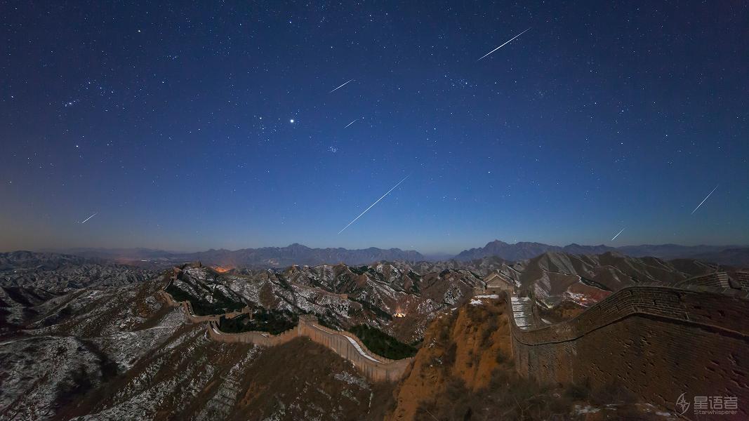 Maximum de la pluie d\'étoiles filantes des Quadrantides demain matin