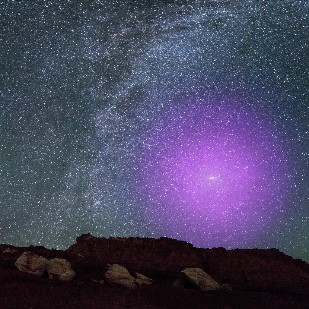 M31 contre Voie lactée : la collision a déjà commencé
