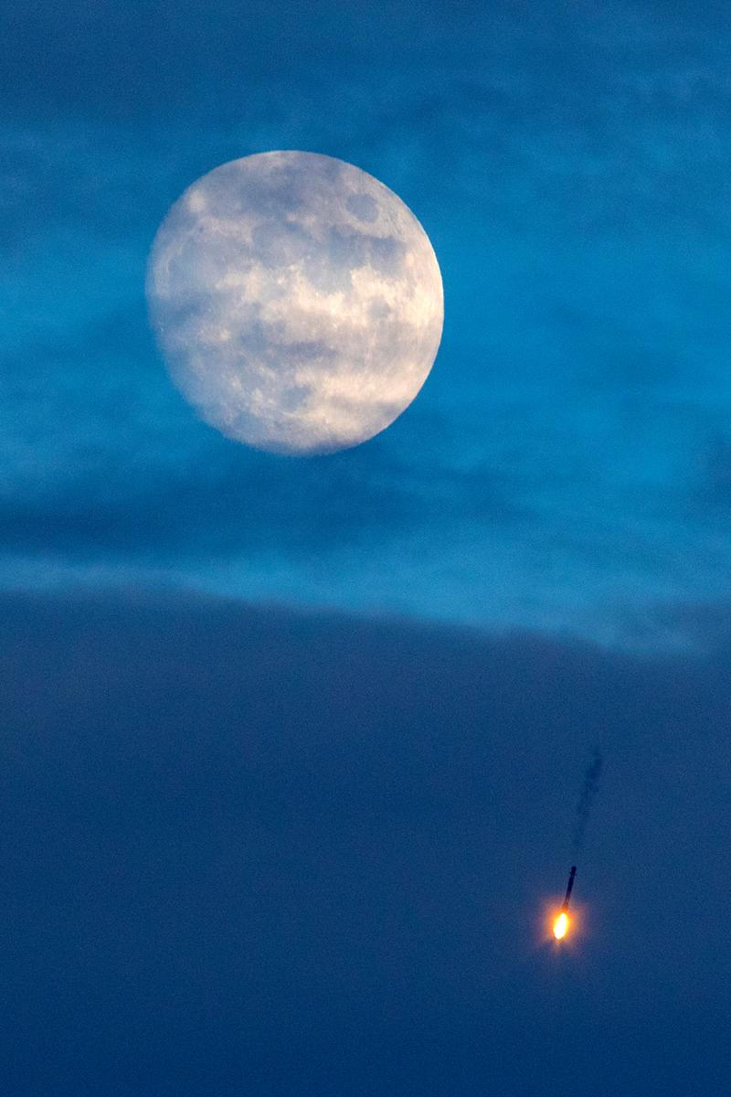 Atterrissage lunaire