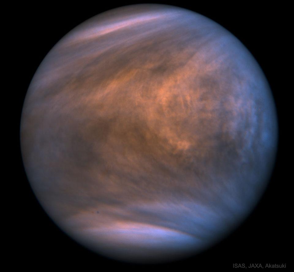 Phosphine dans l\'atmosphère de Vénus