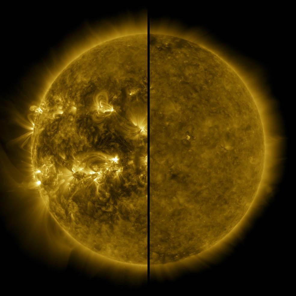 Le cycle solaire 25 a commencé