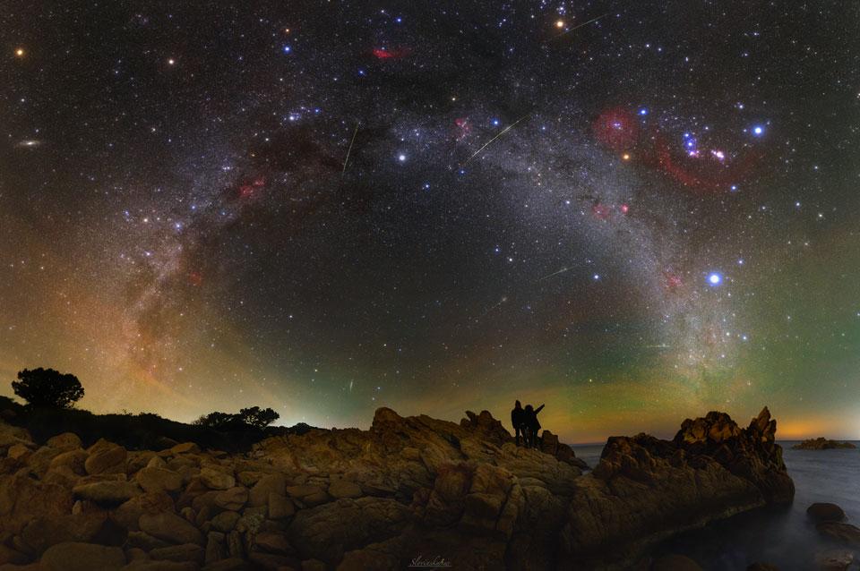 Sous le ciel de Sardaigne