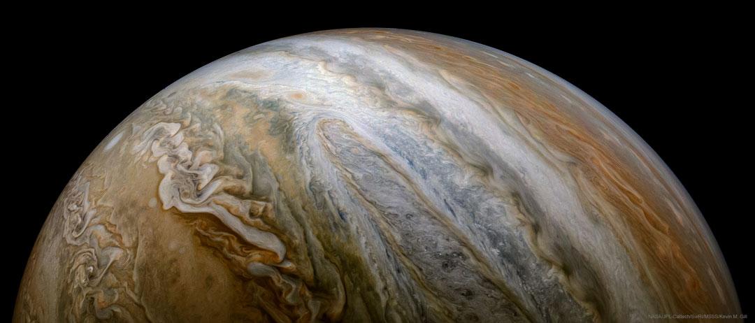 Jupiter par Juno