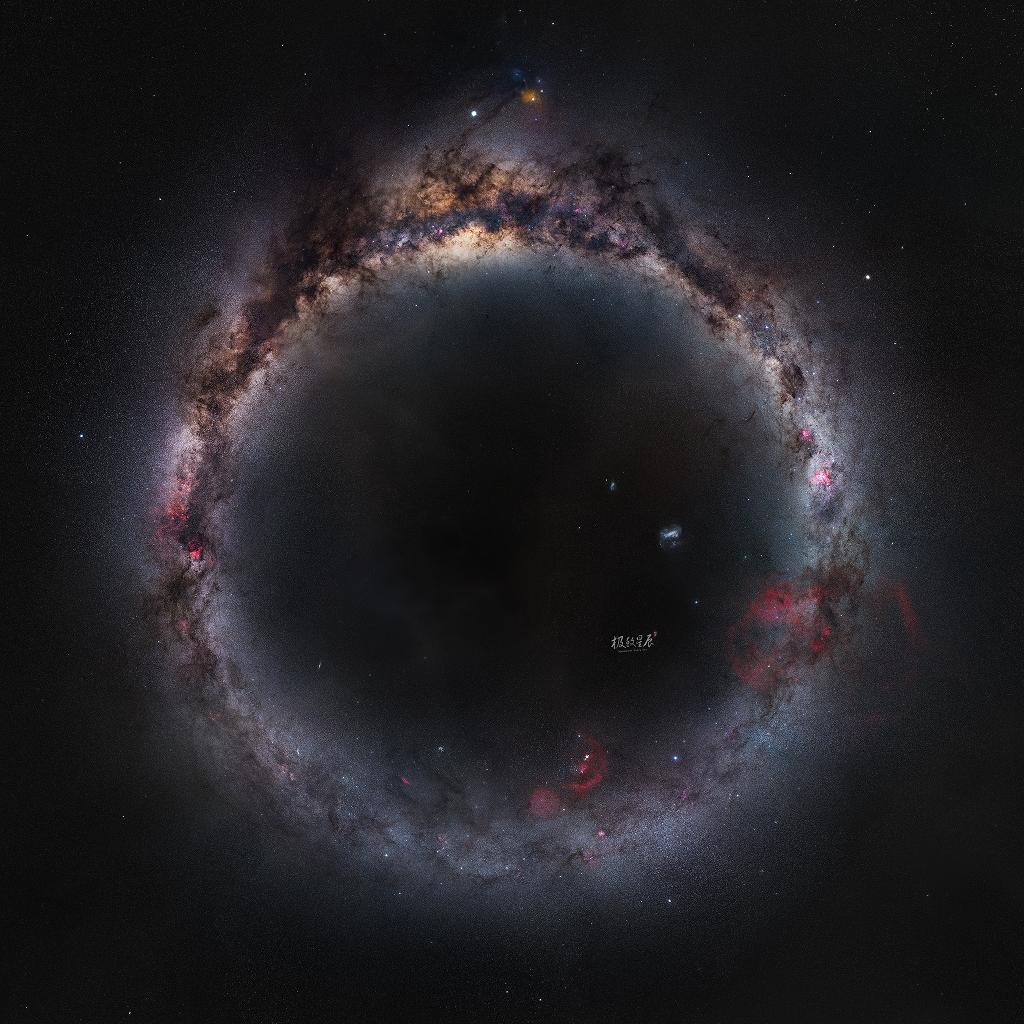 L\'anneau de la Voie lactée