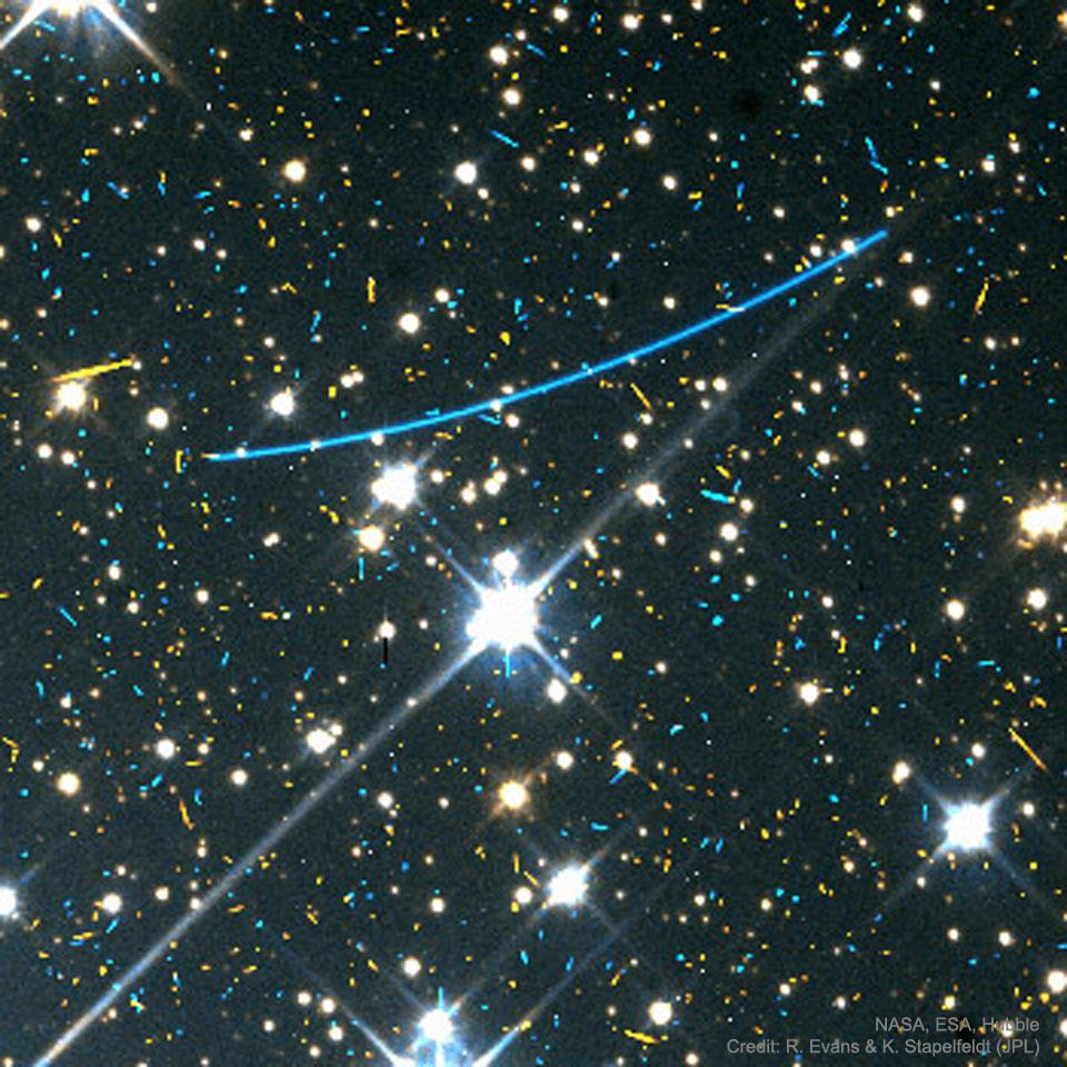 Astéroïdes pas si lointains - Une collision avec un gigantesque astéroïde soulèverait d\'énormes quantités de poussière dans l\'atmosphère, affectant durablement le climat de notre planète.