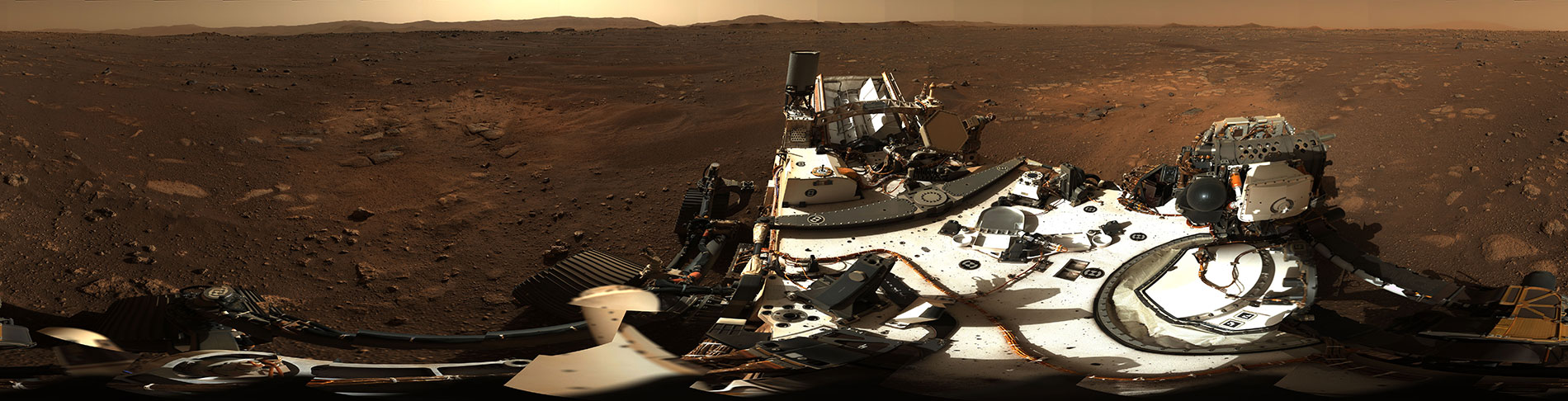 Troisième jour sur Mars