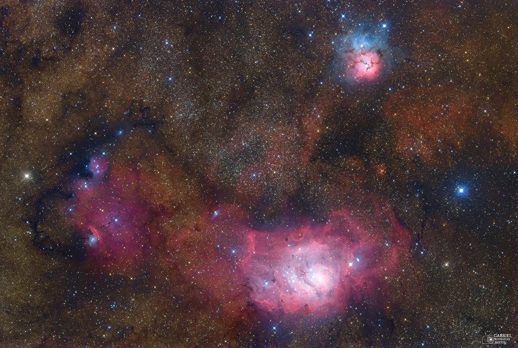 La triplette du Sagittaire